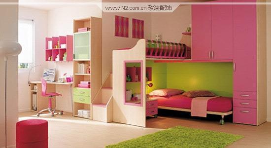 复古欧式小女生卧室