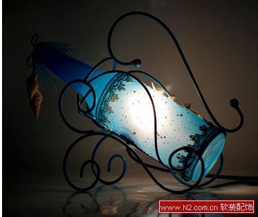 家居配饰设计中的创意灯饰图片