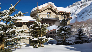 雪山白珍珠酒店设计鉴赏