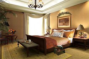 宫廷式奢华欧式样板房设计案例