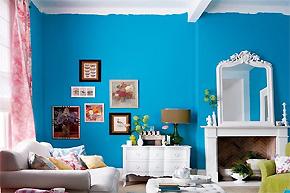8款色彩控客厅张扬个性魅力