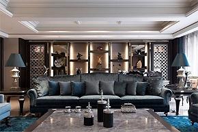 奢华高贵曲调:新古典奢华别墅设计