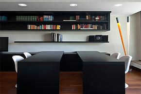 倍感温暖的意大利Parioli公寓设计