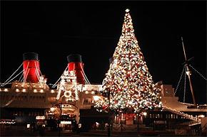 酒店圣诞布置原则:各种装饰营造气氛
