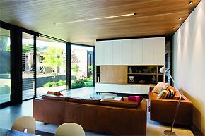 清新优雅环境_伊丽莎白街公寓设计