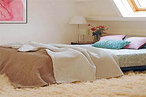 尽享温柔甜梦_慵懒感卧室设计与你分享