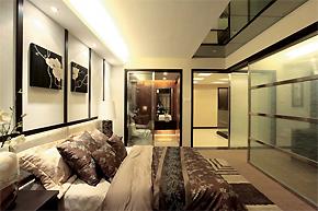 静谧宁静的生活享受_日式主题样板房设计