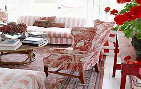 新年红色喜当头:6个家居布置方案随心装