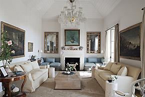 优雅古典别墅设计吹起浪漫地中海风