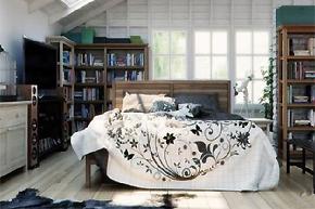 作一场香甜美梦:现代卧室软装的浪漫情愫