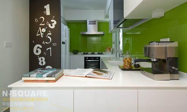 典雅小户型单身公寓软装设计