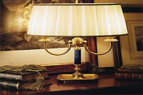 12款欧式奢华雕花台灯俘获你的心