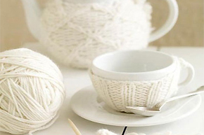 DIY毛线品:8招让居家和时尚并排走