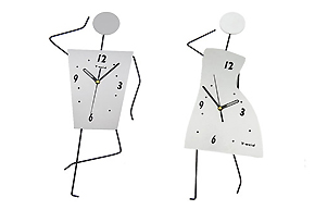 5款创意钟饰玩转五一假期