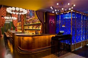 旧金山酒吧软装的波西米亚幻想