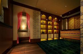 东南亚风格的美容院设计方案