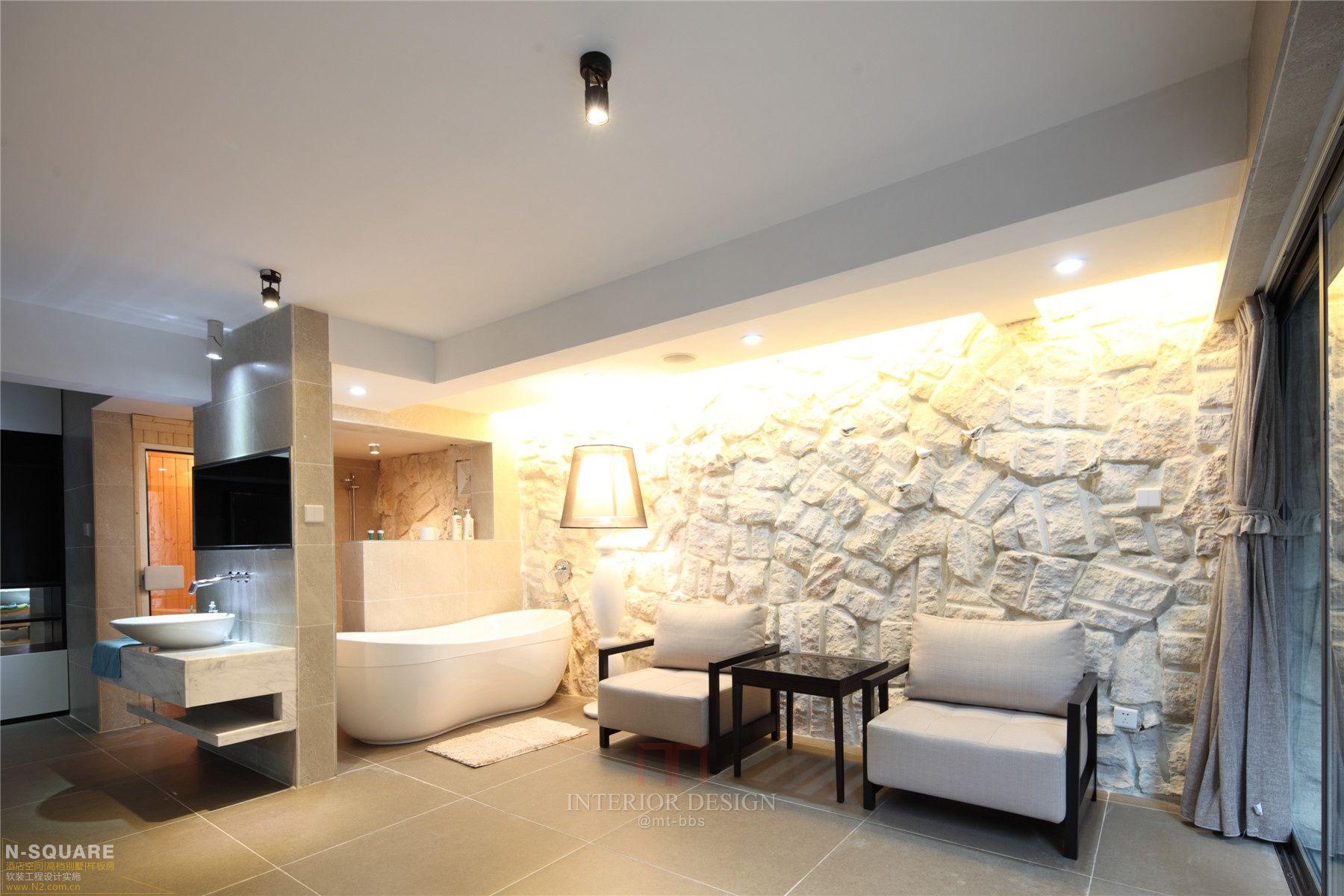 成都翡翠城的一个260平米的别墅软装