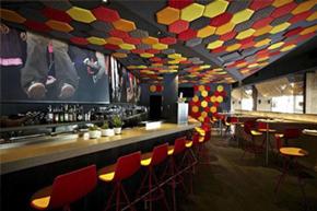 Jaleo西班牙风格酒吧软装