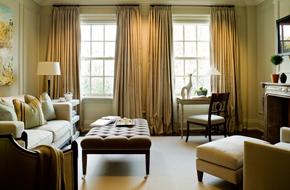 优雅古典的殖民时期住宅软装