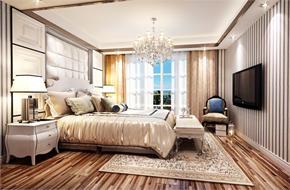 上海300㎡新古典别墅样板房