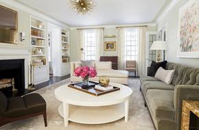 Rye Home国外别墅室内软装案例欣赏