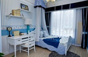 地中海风格的3房136㎡的家居软装