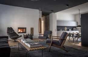 柏林艺术家的公寓设计