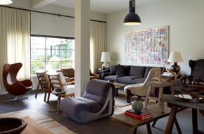 纽约East Hampton的休闲美式住宅
