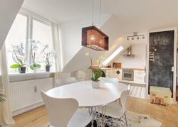丹麦的北欧风格公寓
