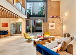 曼哈顿的奢华复式住宅