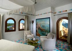 意大利埃斯梅拉达海岸的酒店设计
