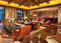 峨眉山的安纳塔拉度假酒店软装设计