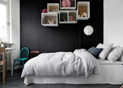 一个房型三种设计风格的样板房软装