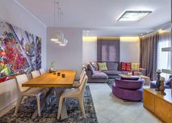 希腊克里特岛的多彩公寓
