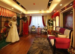 婚纱摄影公司的室内软装设计
