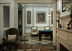 惠州800平米的奢华欧式风格家居软装