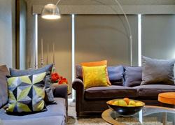 伦敦南部郊区的单身公寓软装